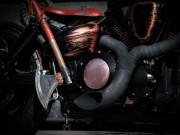 """Thế giới xe - Honda VTX 1300 độ phong cách """"cướp biển"""" cực ngầu"""