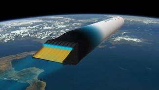 Khám phá tên lửa độc nhất đi vào không gian chỉ trong 5 phút