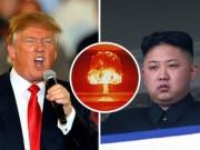 """Thế giới - Trump """"đổ dầu vào lửa"""" trước lời đe hạt nhân Triều Tiên"""