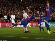 Bóng đá - Vua ngược dòng Barca & 5 lần bẻ cong lịch sử: Cảnh báo Juventus