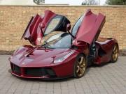 Tin tức ô tô - Kinh ngạc siêu xe LaFerrari đỏ đặc biệt giá 77 tỷ đồng