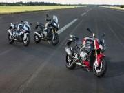 Thế giới xe - BMW Motorrad công bố giá một loạt mẫu xe mới
