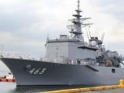 Thế giới - Nhật Bản cử hạm đội tàu chiến tới gần Triều Tiên?