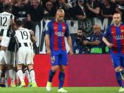 """Bóng đá - Barca thua Juventus 0-3: Cầu viện """"thế lực siêu nhiên"""""""
