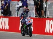 Thể thao - Đua xe MotoGP: Cú ngã đau đớn trả giá bằng chức vô địch
