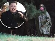 Thế giới - Binh sĩ Mỹ diễn tập chiến tranh trước cửa ngõ Triều Tiên