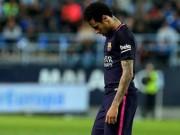 """Bóng đá - Barca thua sốc: Neymar bắt tay Real """"trả thù"""" Messi"""
