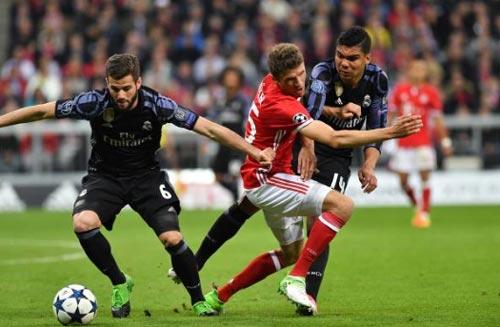 Góc chiến thuật Bayern - Real: Bước ngoặt hiệp 2 - 1