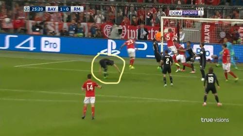 Góc chiến thuật Bayern - Real: Bước ngoặt hiệp 2 - 2