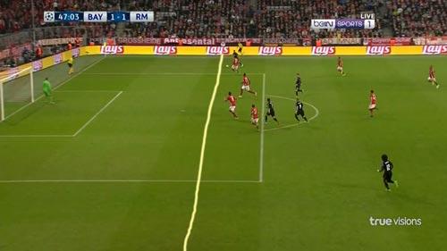 Góc chiến thuật Bayern - Real: Bước ngoặt hiệp 2 - 3
