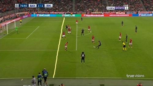 Góc chiến thuật Bayern - Real: Bước ngoặt hiệp 2 - 4