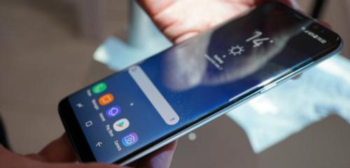 Đơn đặt hàng Galaxy S8 gấp 5 lần so với Galaxy S7 - 1