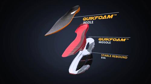 Three-Run 361º – giày chạy hàng đầu thế giới - đã có mặt tại Việt Nam - 3