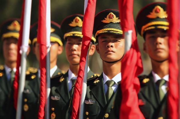 TQ điều thêm 25 nghìn quân sát biên giới Triều Tiên? - 1