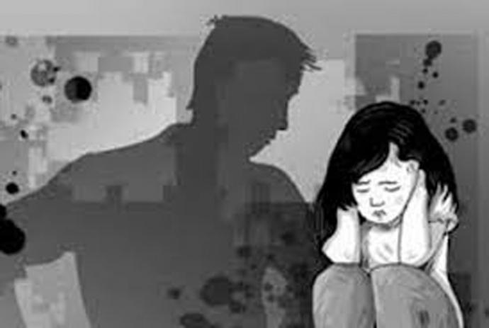 Bắt khẩn cấp nam thanh niên hiếp dâm 2 bé gái cùng xã - 1