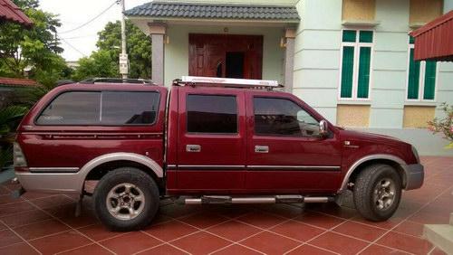 """10 mẫu ô tô """"ế"""" nhất Việt Nam tháng 3/2017 - 9"""