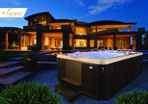 Hưởng thụ spa tại nhà cùng bồn tắm massage - 2