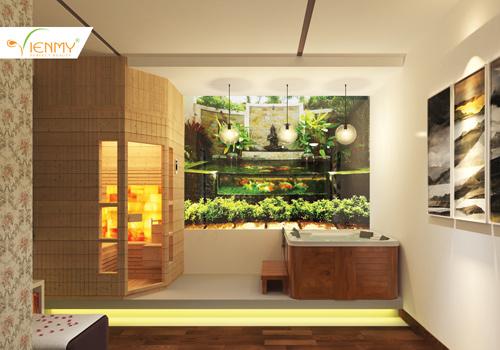 Hưởng thụ spa tại nhà cùng bồn tắm massage - 3