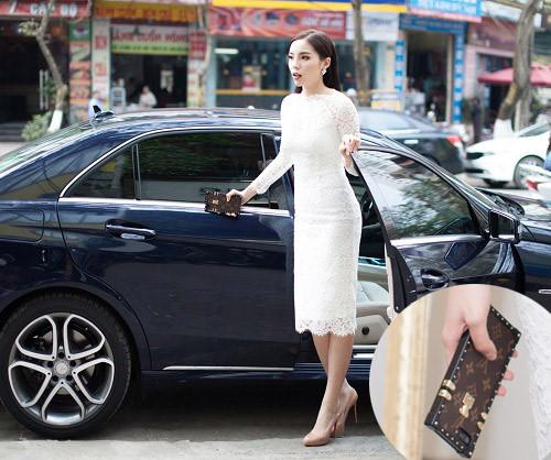 """Kỳ Duyên, Miu Lê dẫn đầu dàn 9X sớm có xe sang, đồ hiệu """"khủng"""" - 3"""