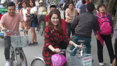 Châu Nhật Nguyên dẫn Hòa Minzy về quê gốc Hội An nghỉ dưỡng - 2