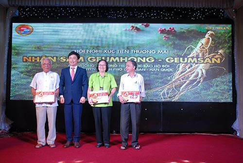 Cơ hội để sở hữu Nhân sâm Geumhong – Geumsan chất lượng - 6