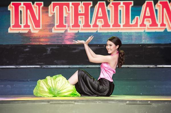 Nhan sắc thực của Hoa khôi Phú Yên vừa đăng quang Miss Asia - 4