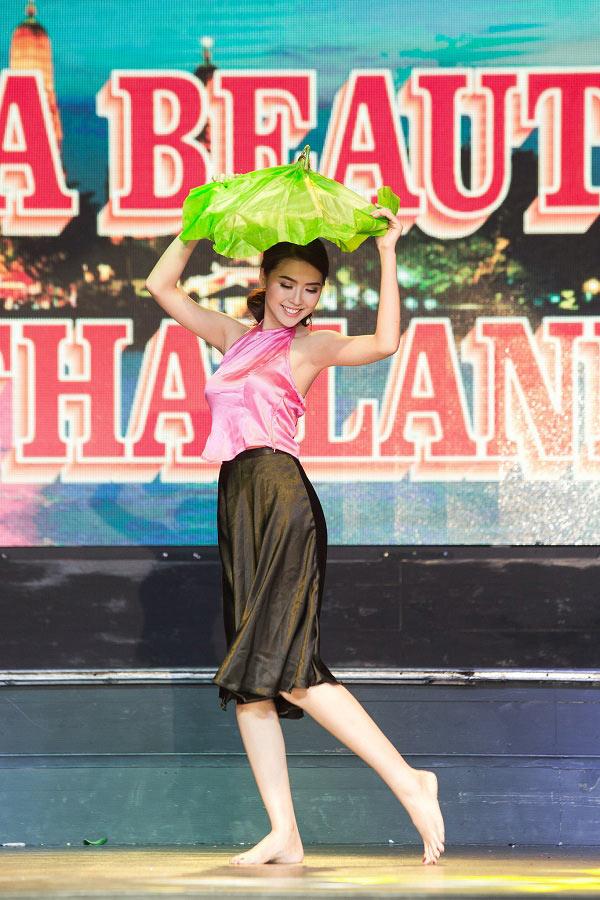Nhan sắc thực của Hoa khôi Phú Yên vừa đăng quang Miss Asia - 5