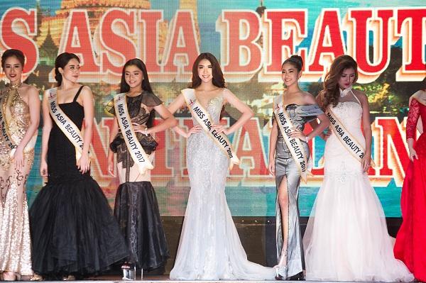 Nhan sắc thực của Hoa khôi Phú Yên vừa đăng quang Miss Asia - 6