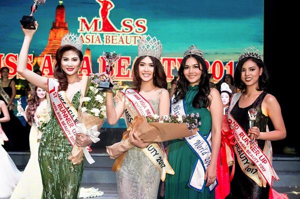 Nhan sắc thực của Hoa khôi Phú Yên vừa đăng quang Miss Asia - 8