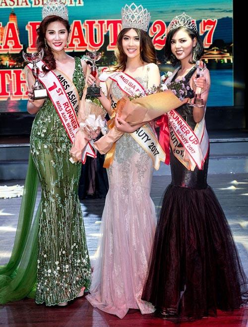 Nhan sắc thực của Hoa khôi Phú Yên vừa đăng quang Miss Asia - 9