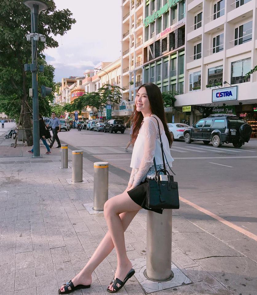 Nhan sắc thực của Hoa khôi Phú Yên vừa đăng quang Miss Asia - 10