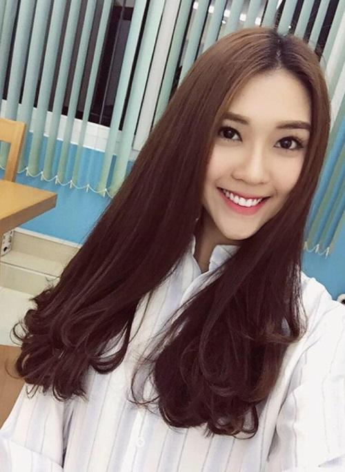 Nhan sắc thực của Hoa khôi Phú Yên vừa đăng quang Miss Asia - 13