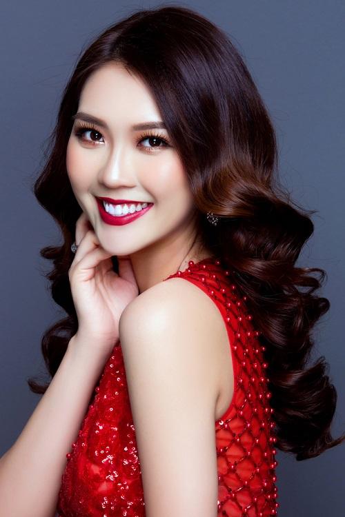 Nhan sắc thực của Hoa khôi Phú Yên vừa đăng quang Miss Asia - 15