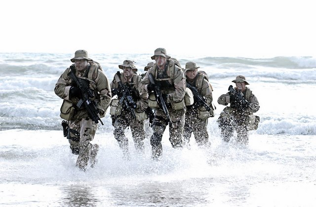 Đội đặc nhiệm SEAL sẽ được tung vào Triều Tiên? - 1