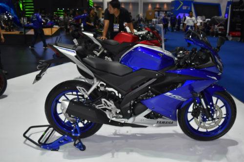 Yamaha R15 v3.0 giá 59 triệu đồng đang về đại lý - 2
