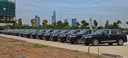Loạt xe Audi đặc biệt phục vụ APEC 2017 ở Việt Nam - 2