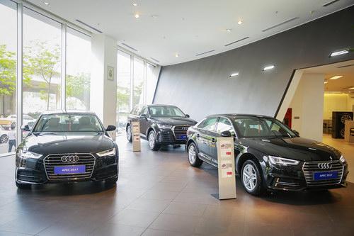 Loạt xe Audi đặc biệt phục vụ APEC 2017 ở Việt Nam - 3