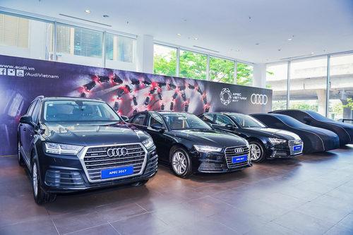 Loạt xe Audi đặc biệt phục vụ APEC 2017 ở Việt Nam - 4