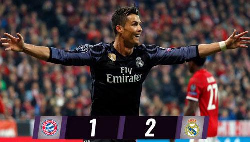 Real & lời nguyền Champions League: Không còn là chiêm bao - 2