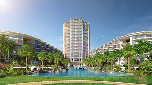 InterContinental Residences  - Dự án BĐS cao cấp chính thức ra mắt ngày 22/4 - 4