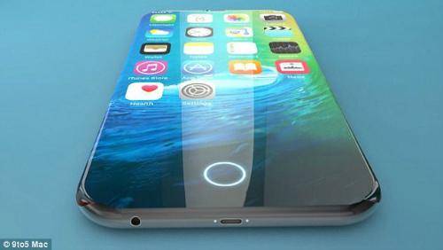 Video: iPhone 8 không nút Home khiến bạn phải móc ví - 1
