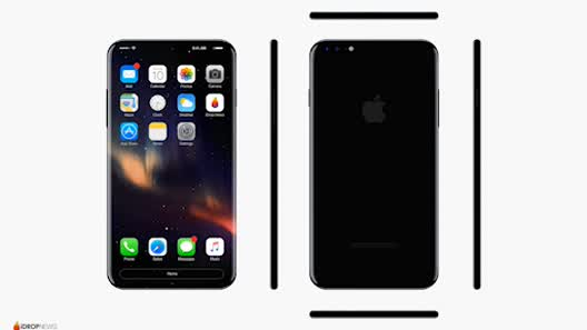Video: iPhone 8 không nút Home khiến bạn phải móc ví
