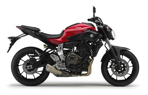 """Top 10 mẫu xe mô tô hay nhất cho """"lính mới"""" - 10"""