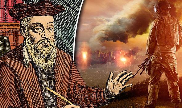 Nostradamus tiên tri về chiến tranh Nga-Mỹ, Triều Tiên? - 1