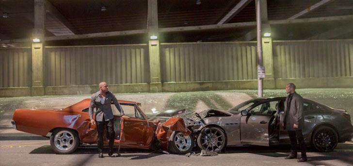 """Bom tấn Fast & Furious ra đời nhờ """"cái bắt tay triệu đô"""" - 6"""