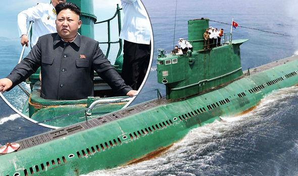 Đội tàu ngầm Triều Tiên đã sẵn sàng giáng đòn hạt nhân? - 1