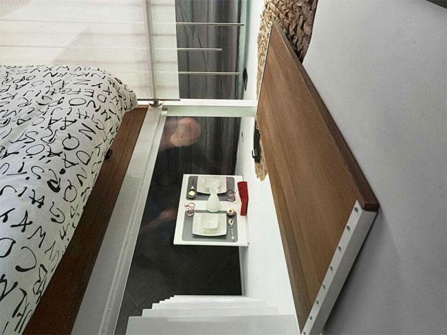 Nội thất đáng kinh ngạc trong căn hộ vỏn vẹn 7m2 - 12