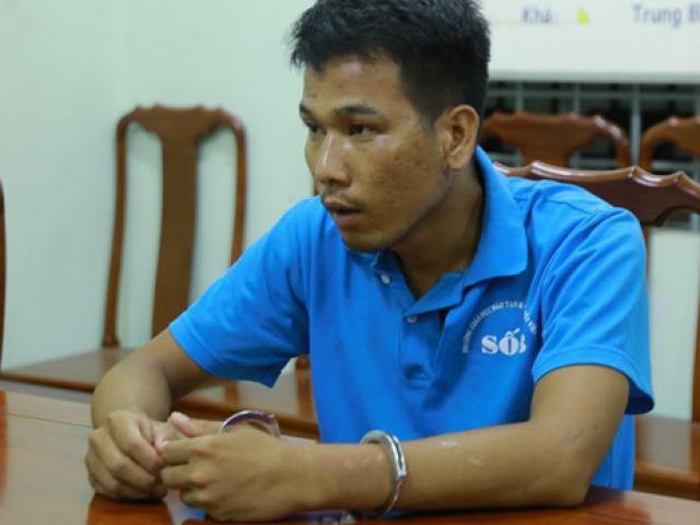 Học viên cai nghiện dùng dao chặt cây truy sát nhau