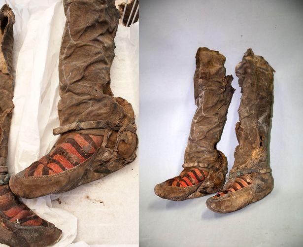 """Phát hiện mới về xác ướp 1.000 năm đi """"giày Adidas"""" - 3"""