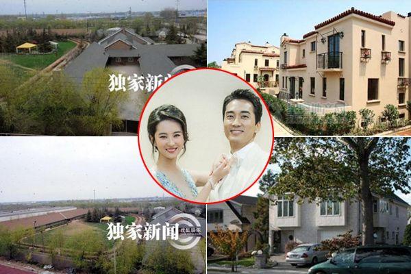 Khối tài sản khủng khi Lưu Diệc Phi làm vợ Song Seung Hun - 4